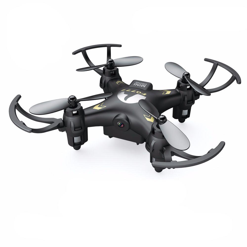 Mini Quadrocopter With 03 Mp Camera