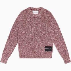 Photo of Calvin Klein Pullover aus gekämmter Baumwoll-Melschauen L Calvin KleinCalvin Klein