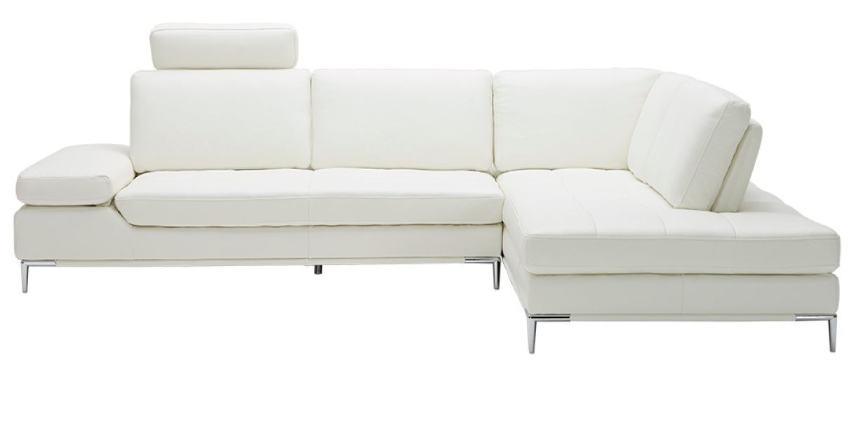 Irresistible Empire Modern White Sofa Right For You