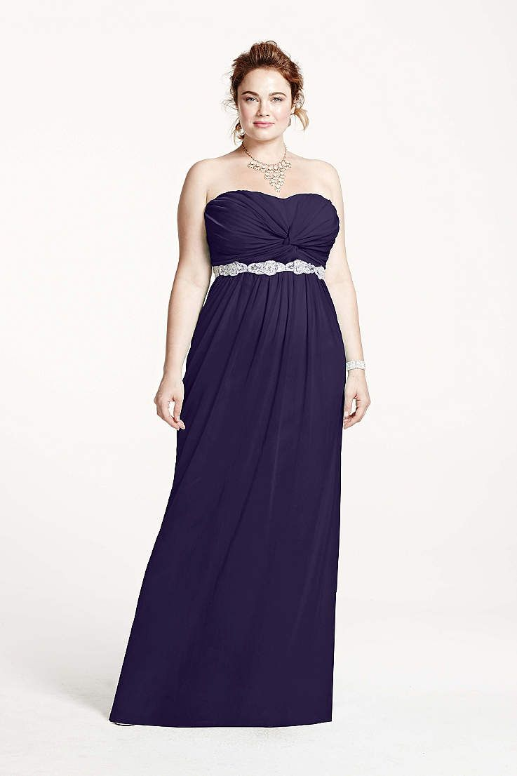 Find Plus Size Prom Dresses At Davids Bridal Our Collection