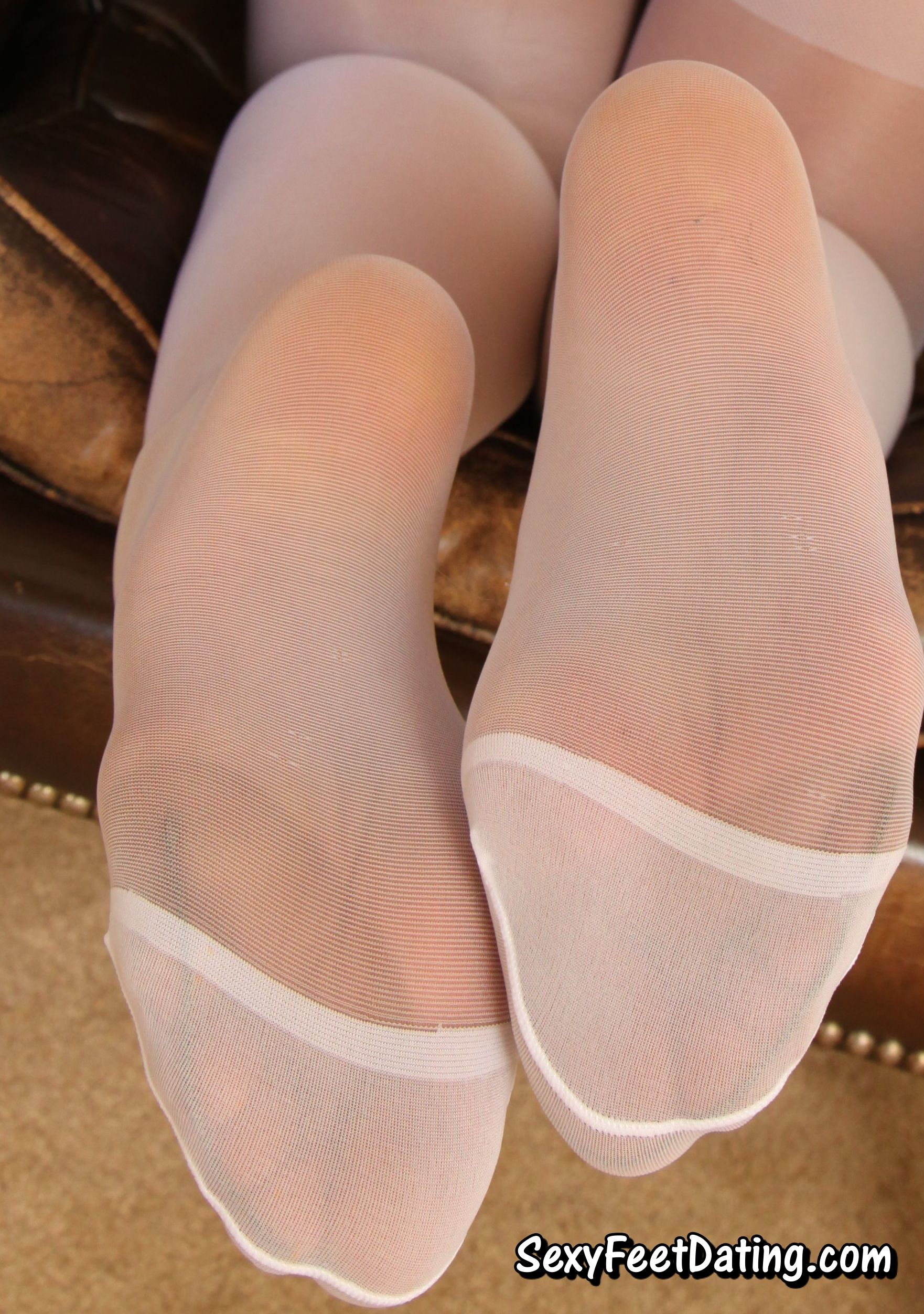 Sexy foot fetishes