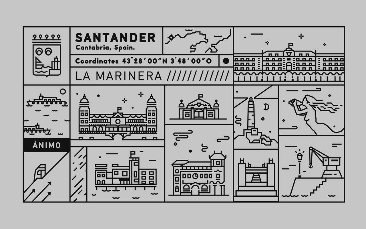 Santander La Marinera