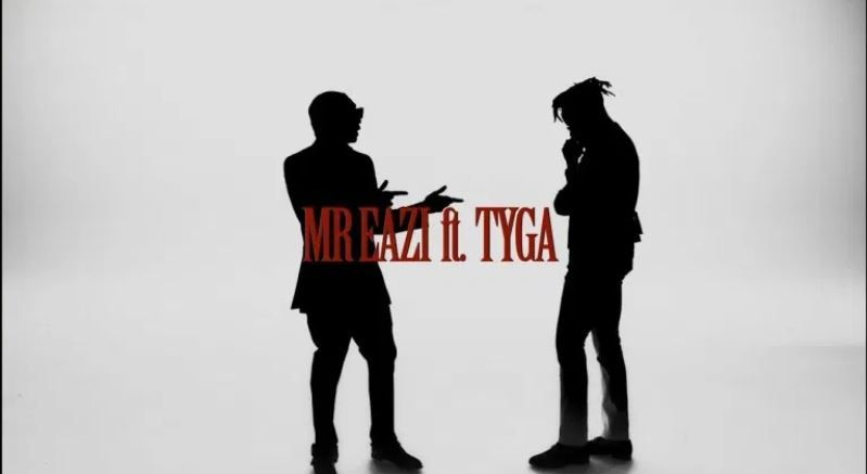 Download Video Mr Eazi Ft Tyga Tony Montana Watch The Official Video Tony Montana Being Performed By Mr Eazi Featuring Ty Tyga Tony Montana Trending Music
