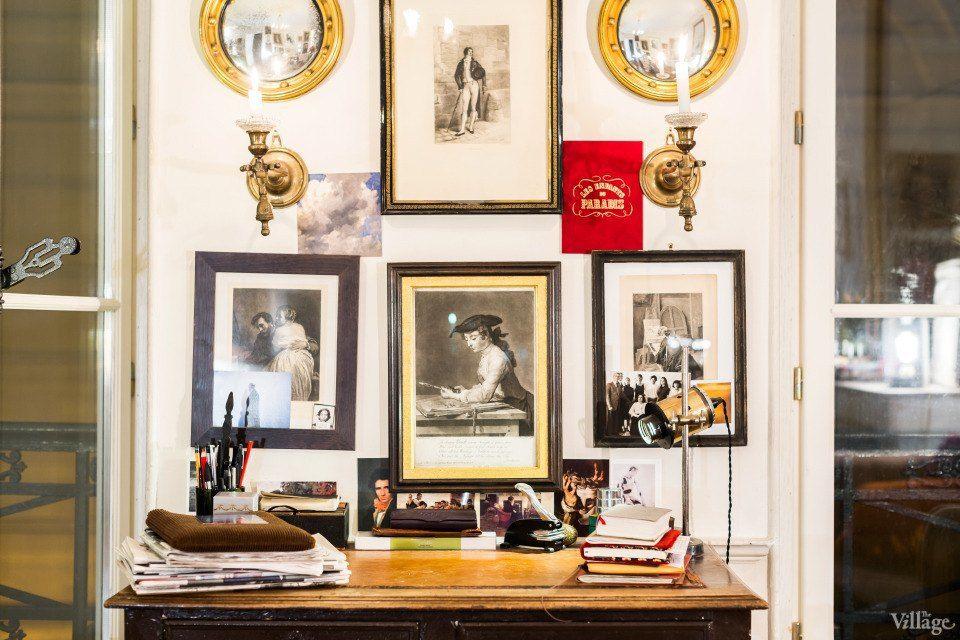 Квартиры мира: Париж   Bohemian studio apartment, Parisian ...