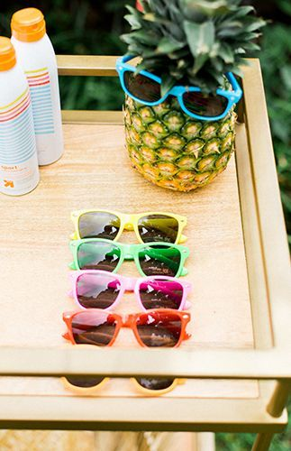 Inspired By This Colorful Cabana First Birthday Party
