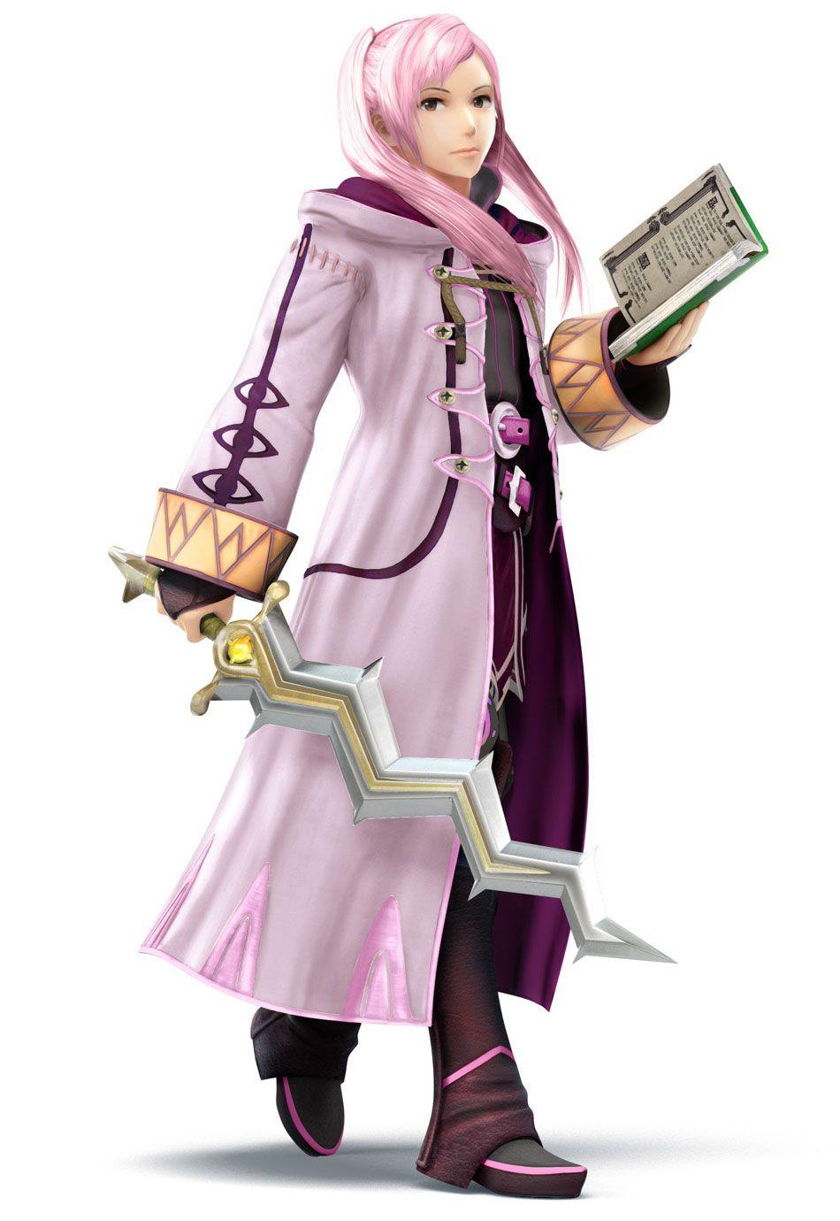 Robin Female Color Swap Characters Amp Art Super Smash