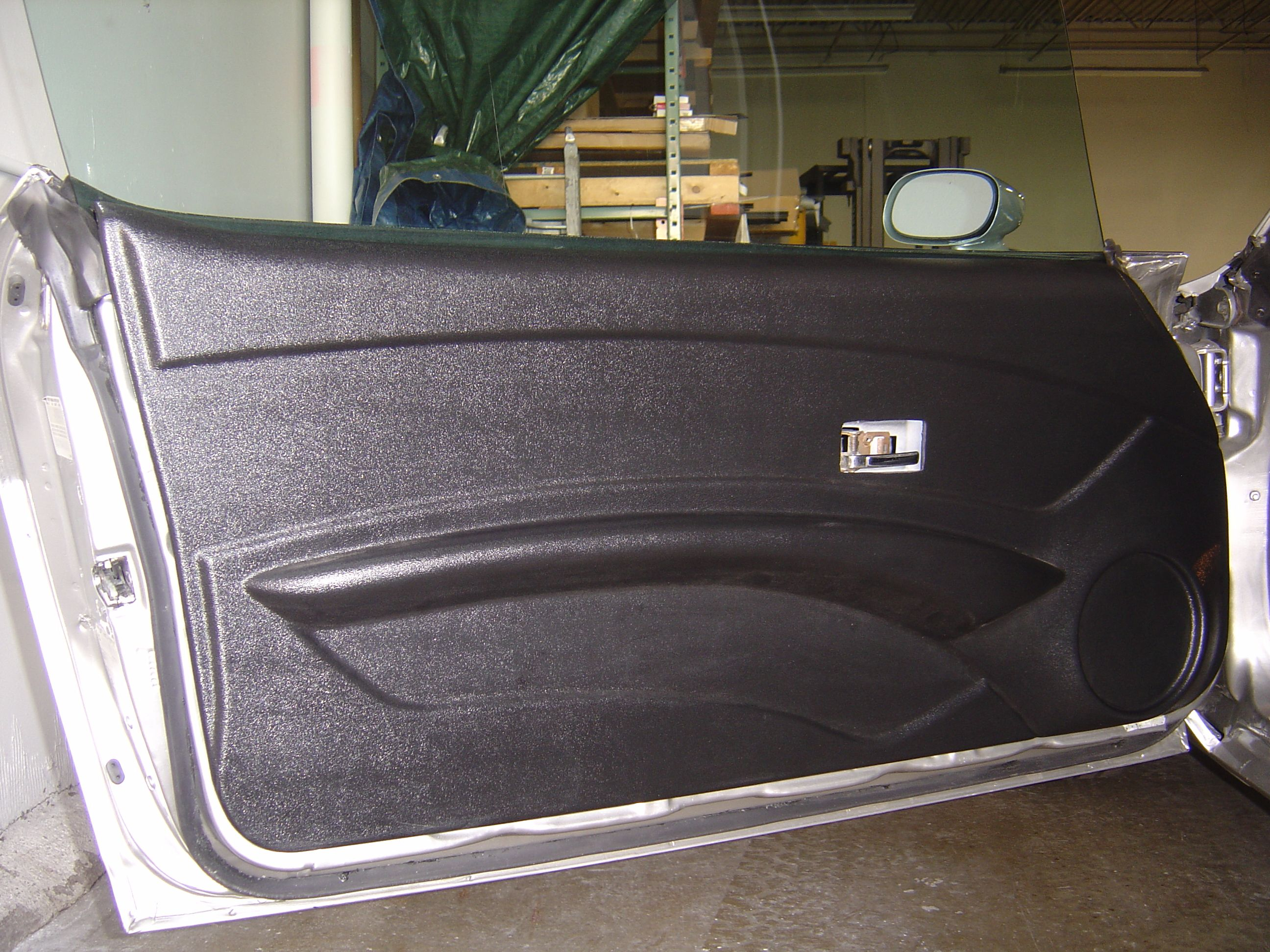Custom Abs Camaro Interior Door Panels For 1970 1981 Camaro And Firebird Designed And Built By Geo Camaro Interior Modern Classic Interior Custom Car Interior