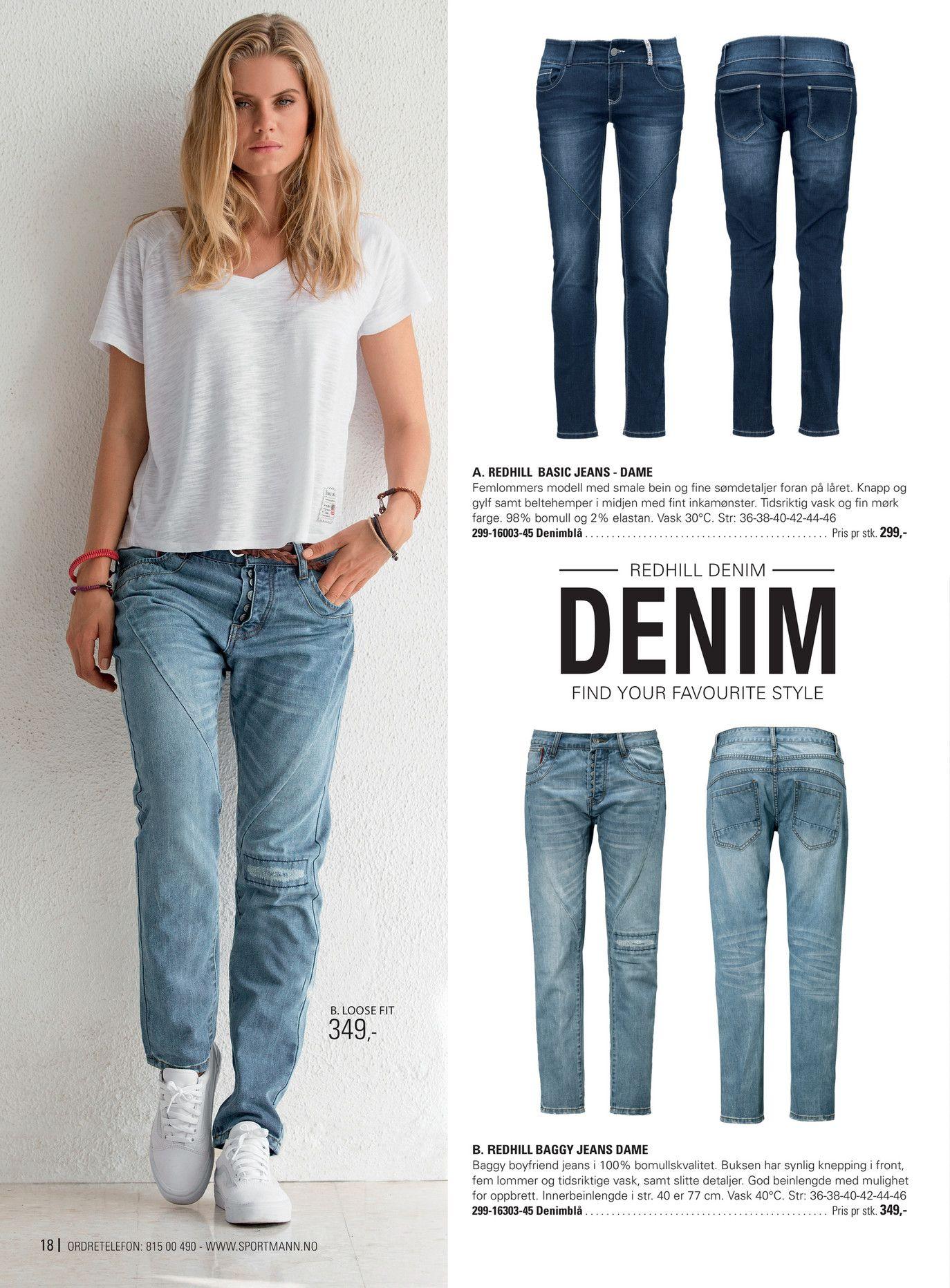 ba15eb58 Billedresultat for boyfriend jeans dame | Fashion