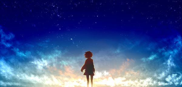 Kyoukai No Kanata Wallpaper Kyoukai No Kanata Anime
