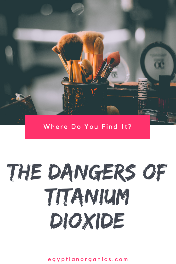 Titanium Dioxide Are Nanoparticles Safe? Kate's Blog