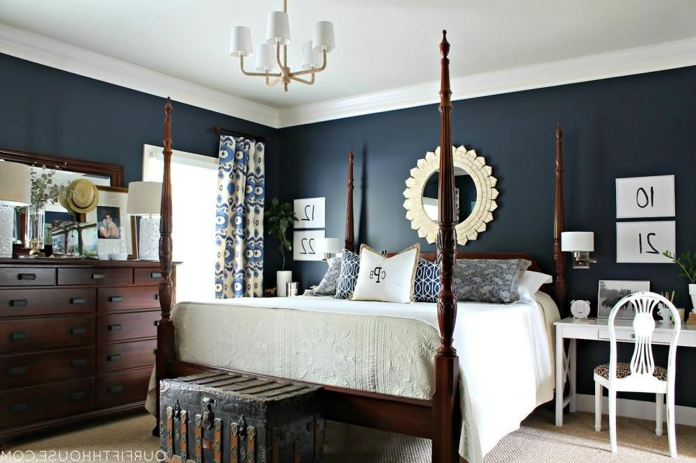 Paint Schemes For A Bedroom Bedroom And Living Room Image - Master bedroom painting ideas