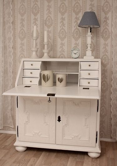 shabby chic sekret r wohnen in 2018 pinterest sekret rin shabby chic und shabby. Black Bedroom Furniture Sets. Home Design Ideas