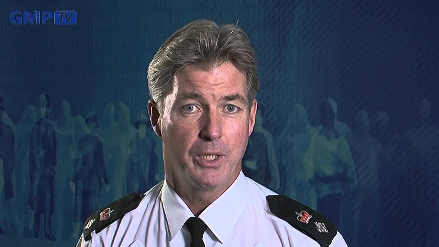 Greater Manchester Police's Chief Superintendent John O'Hare, Head of Specialist Operations, talks about the impact of social media on operational policing and how the Force can communicate in emergency situations. www.gmp.police.uk