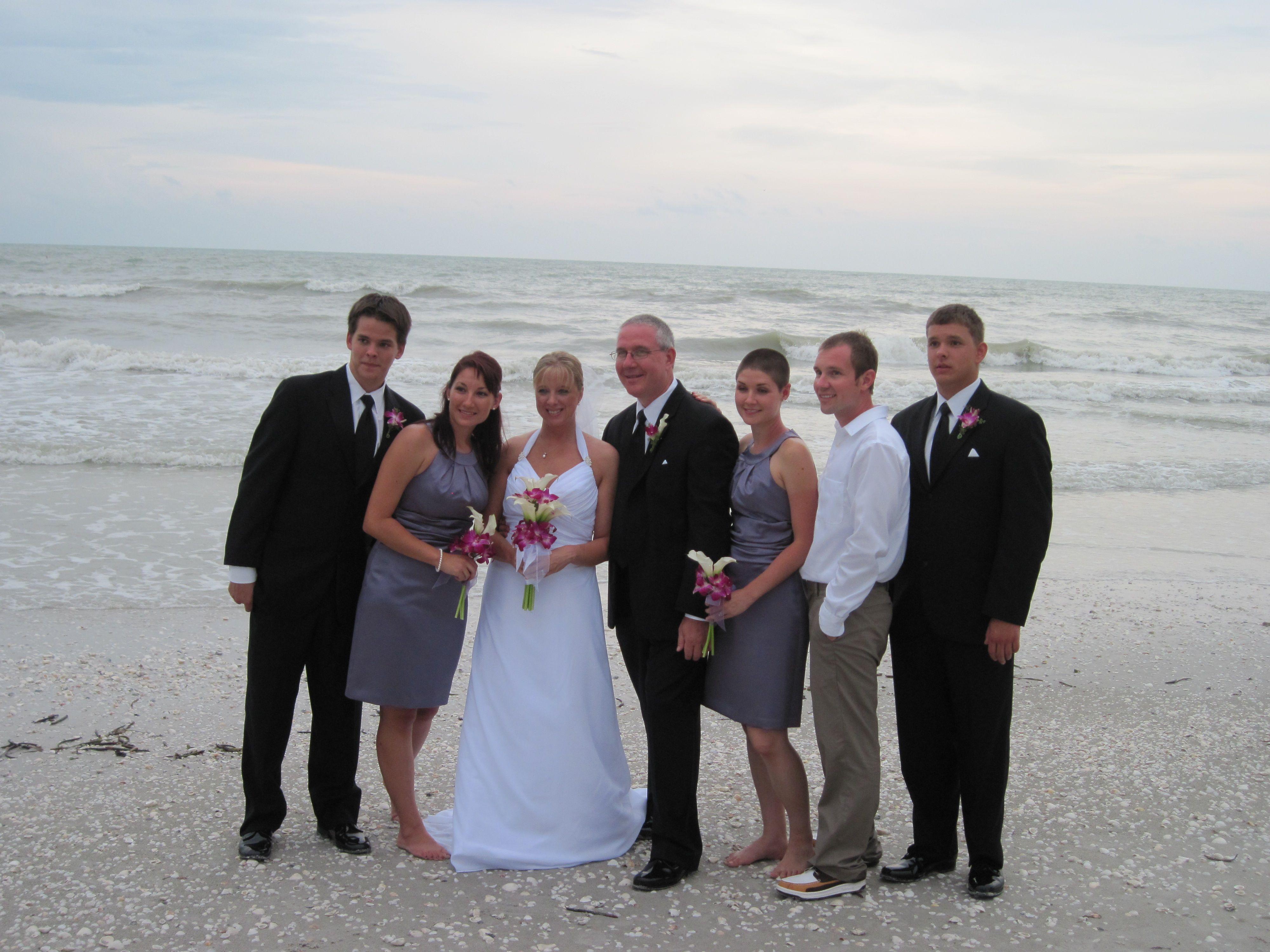 Sanibel Islands, FL (where we got married)