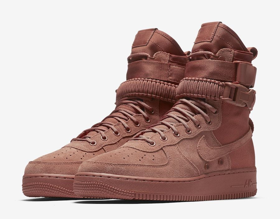 Release Date: Nike Special Field Air Force 1 Dusty Peach