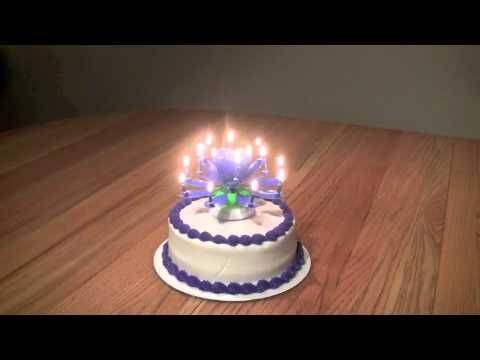 Ultimate Birthday Candles 850