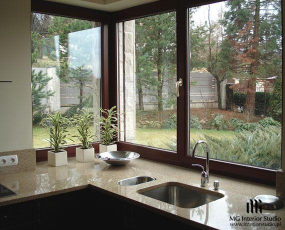 Pin Od Iwona Na Interiors W 2019 Okna Wnętrza I Kuchnia