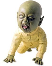 Halloween Zombie Baby Prop.Creeping Tommy Zombie Baby Prop Spirit Halloween Is Awesome