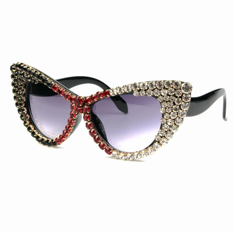 dc80fd9309f Sofia Cat Eye Sunglasses