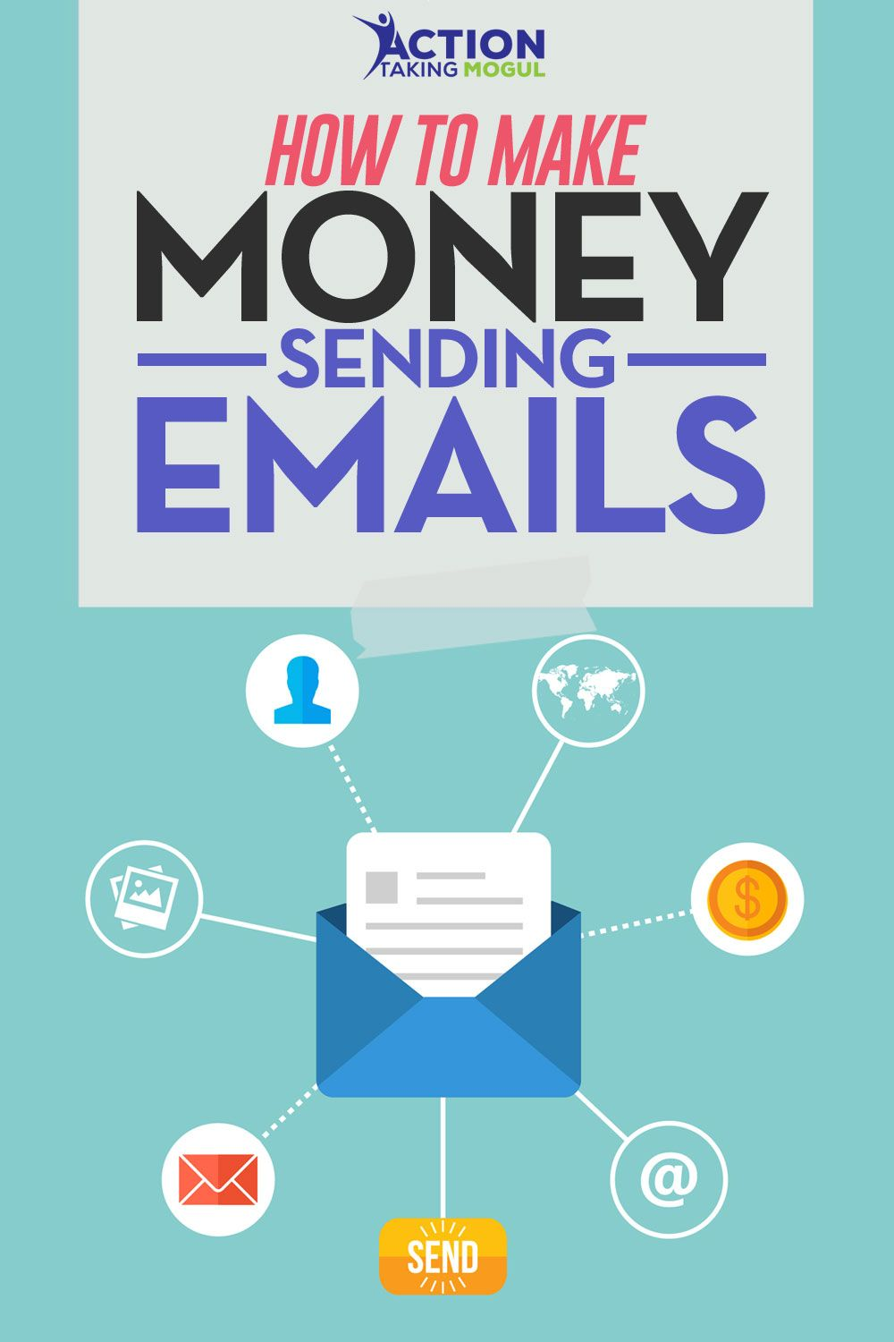 How to make money sending emails online in a very easy way