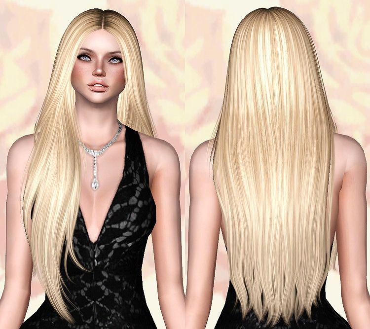 Nightcrawler`s Let Loose hairstyle retextured by Chantel Sims for Sims 3 - Sims Hairs - http://simshairs.com/nightcrawlers-let-loose-hairstyle-retextured-by-chantel-sims/