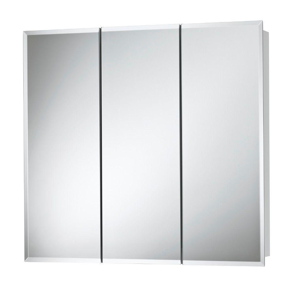 Horizon 48 In W X 28 1 4 In H X 5 1 4 In D Frameless Surface Mount Bathroom Surface Mount Medicine Cabinet Bathroom Medicine Cabinet Bathroom Mirror Cabinet