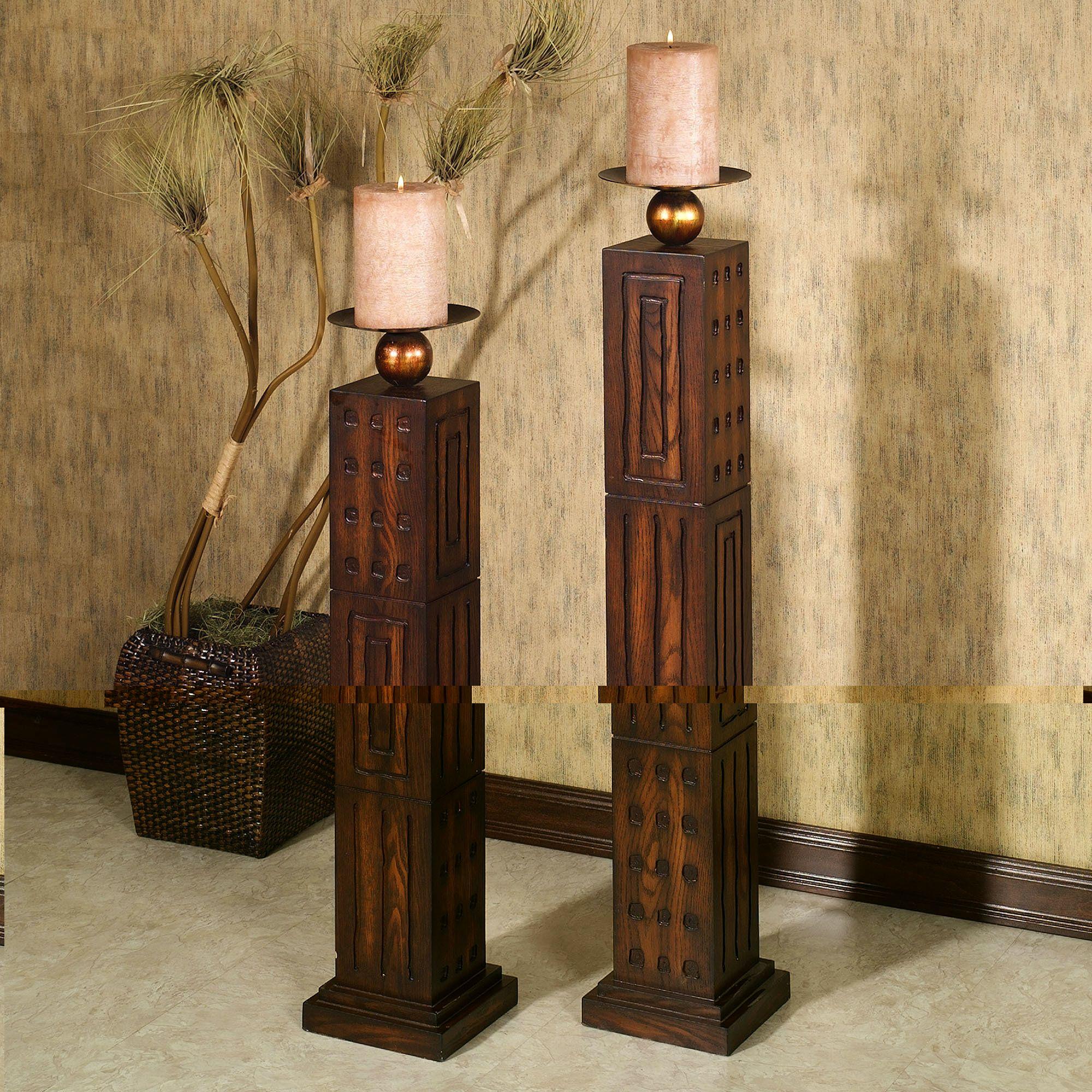 Wagner Floor Candleholder Set | Interior Design Projects ...