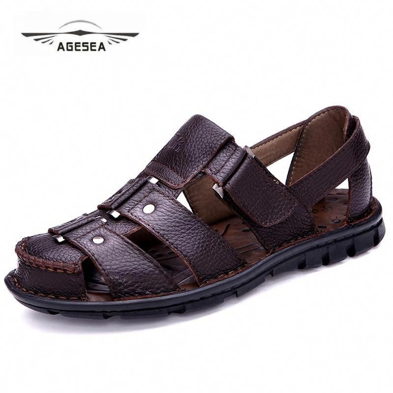 26 Splendid Mens Sandals Back Strap Mens Sandals Leather