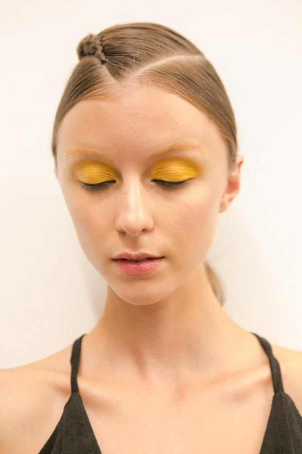 Best Makeup Trends, Looks 2017, 2018: NYFW Spring Summer ...