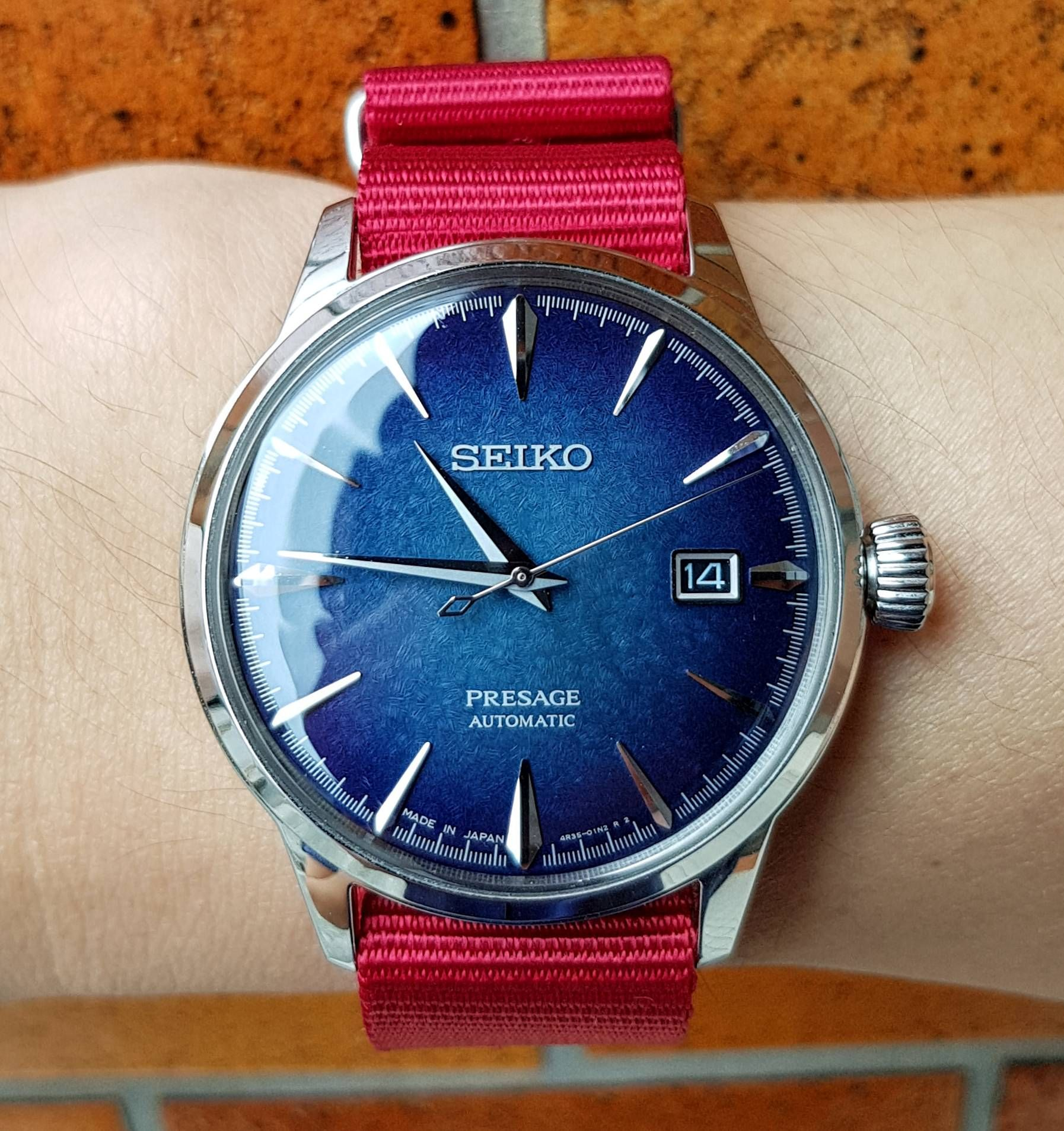 Seiko] The Starlight might be one of the most beautiful