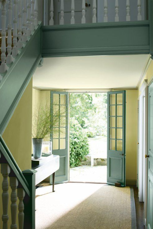 Guilford Green Benjamin Moore Colour Of The Year 2015