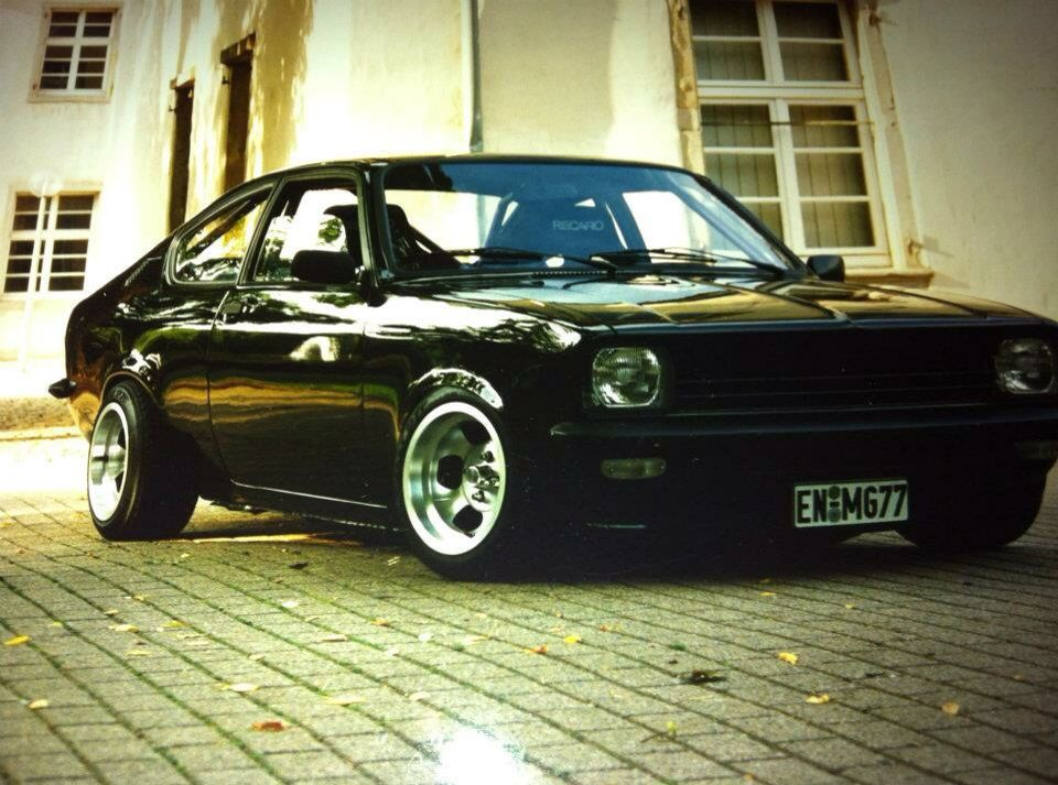 kadett c coupe opel tuning pinterest cars hot cars. Black Bedroom Furniture Sets. Home Design Ideas