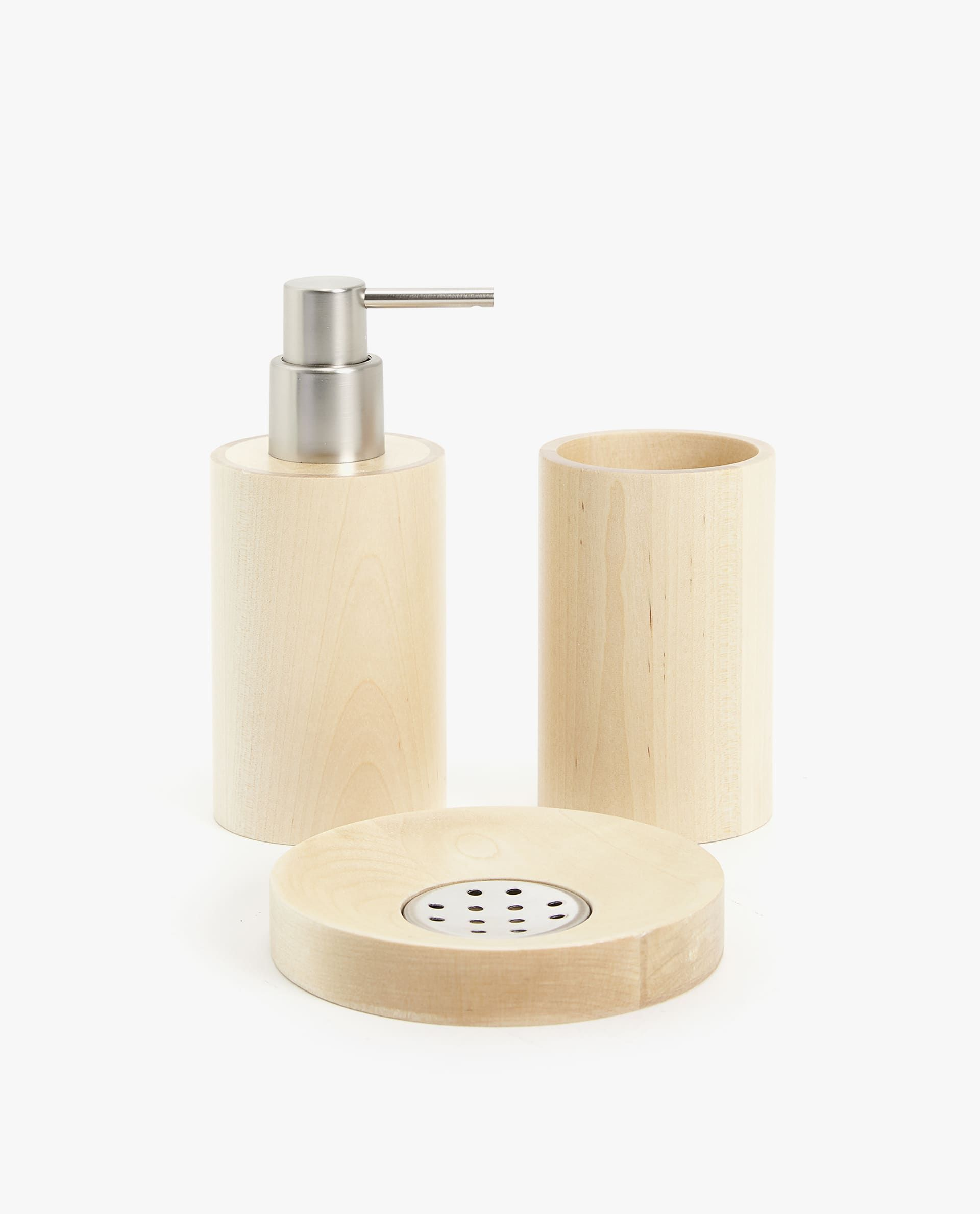Image 1 Of The Product Wooden Bathroom Set Bathroom Sets Wooden