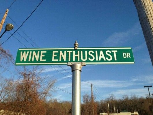 Gina--Perhaps this is where we shall open our wine hotel. What do you think?
