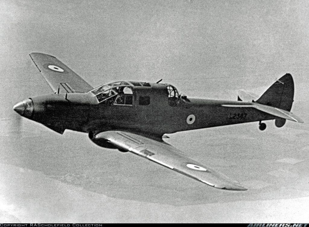 De Havilland DH-93 Don - UK - Air Force | Aviation Photo #1973583 | Airliners.net