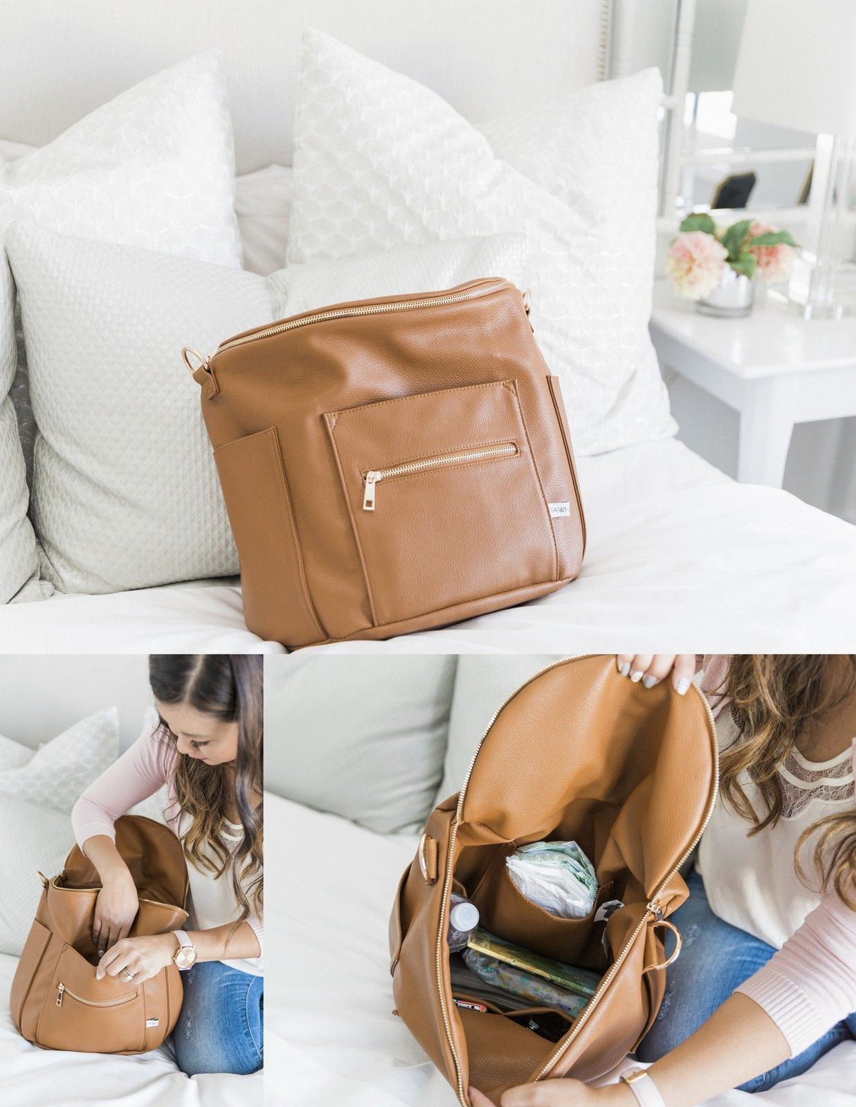 The Ultimate Stylish Diaper Bag Guide