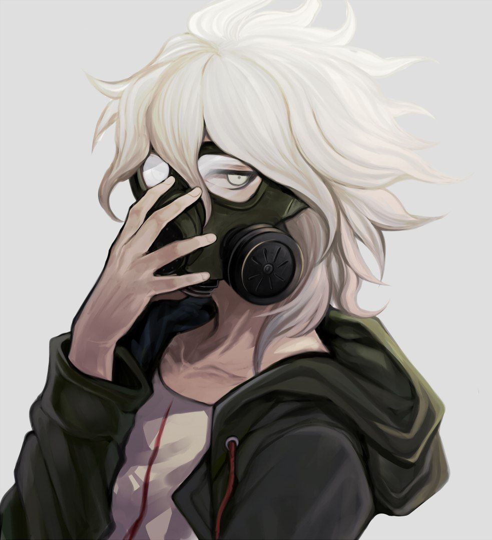 Арты 120 фотографий (With images) Danganronpa, Nagito