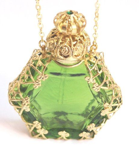 Czech Victorian Style Decorative Perfume Bottle Pendant Necklace Gold Plated Gabriella's Gifts,http://www.amazon.com/dp/B004W7FRXW/ref=cm_sw_r_pi_dp_x9zztb0YADQMFSQG