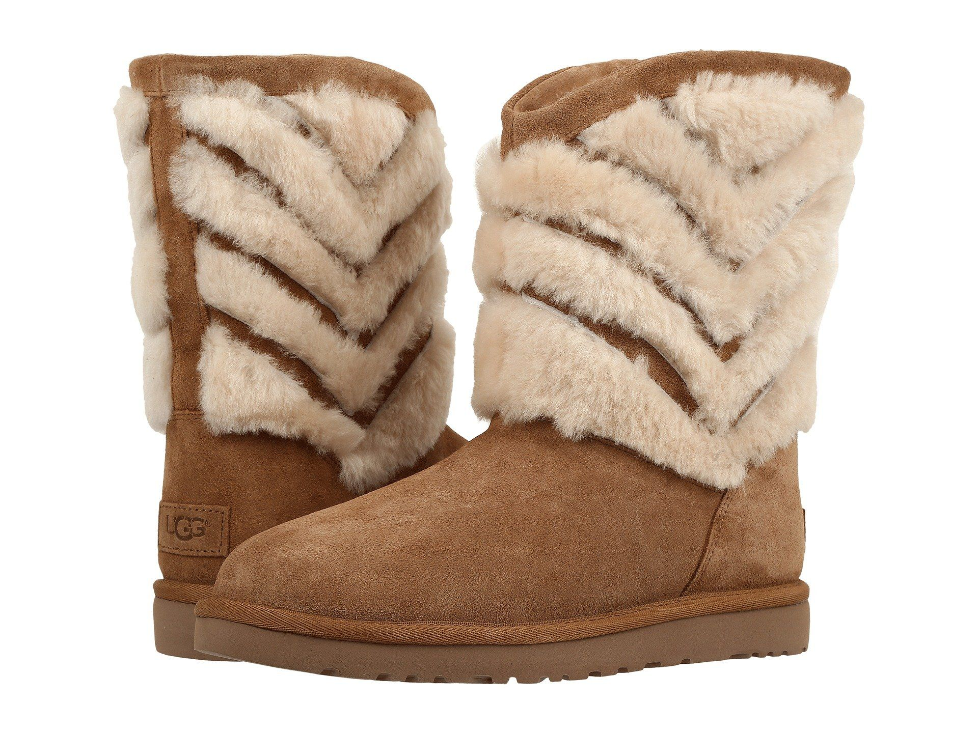 a9a8238066e UGG Tania. #ugg #shoes # | UGGS | Striped boots, Uggs, Sheepskin boots