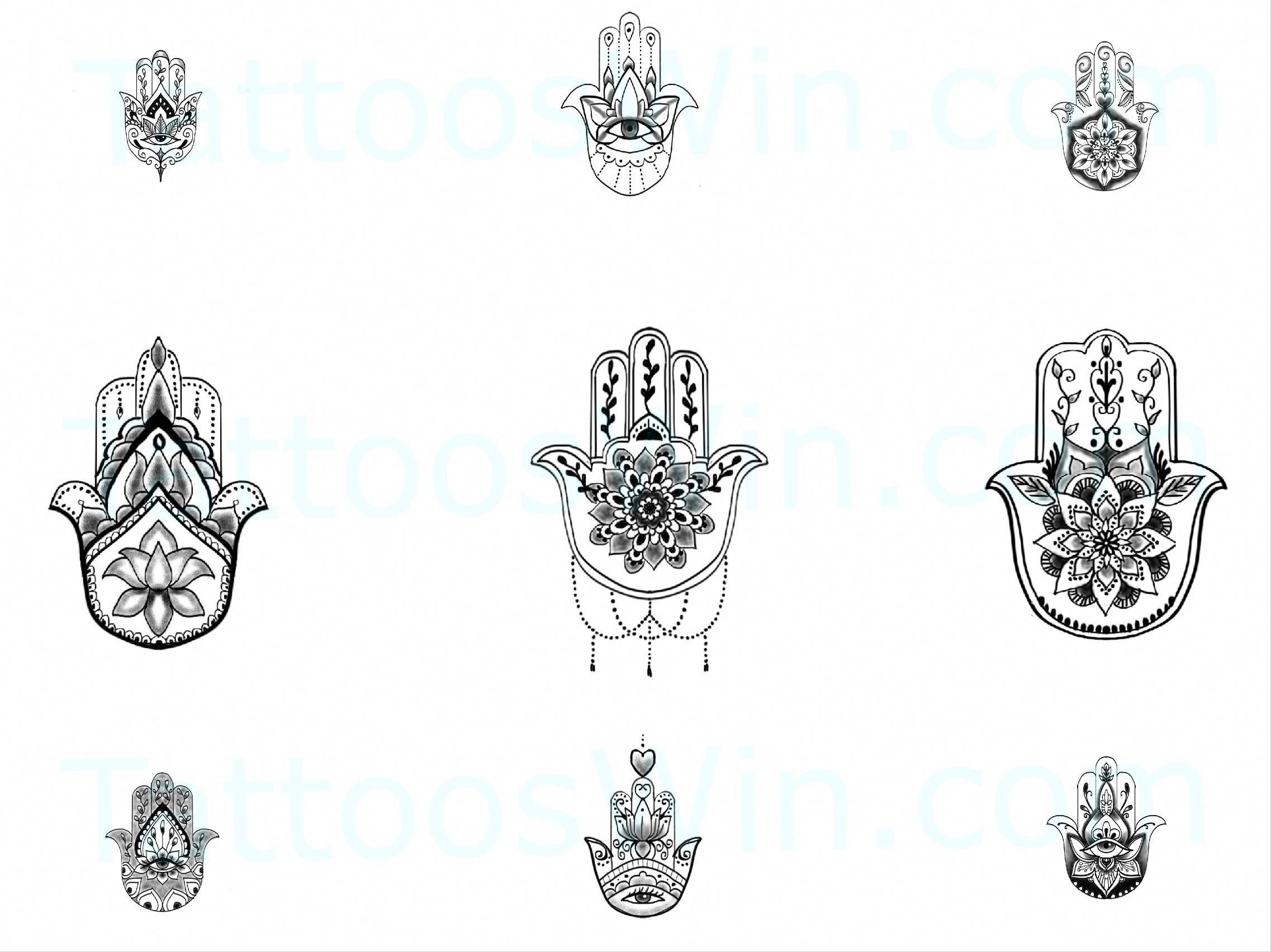 Geometric Tattoo Ideas Geometrictattoos In 2020 Hamsa Tattoo Design Hamsa Hand Tattoo Hamsa Tattoo