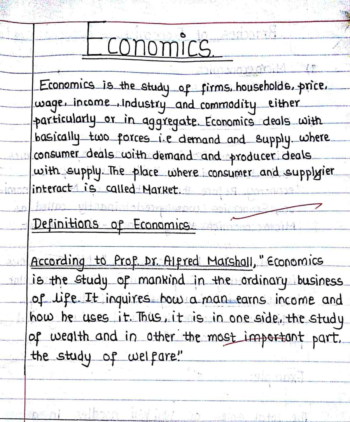 Microeconomics Meaning Types And Uses Study Deeper Economics Notes Economics Lessons Social Studies Notebook