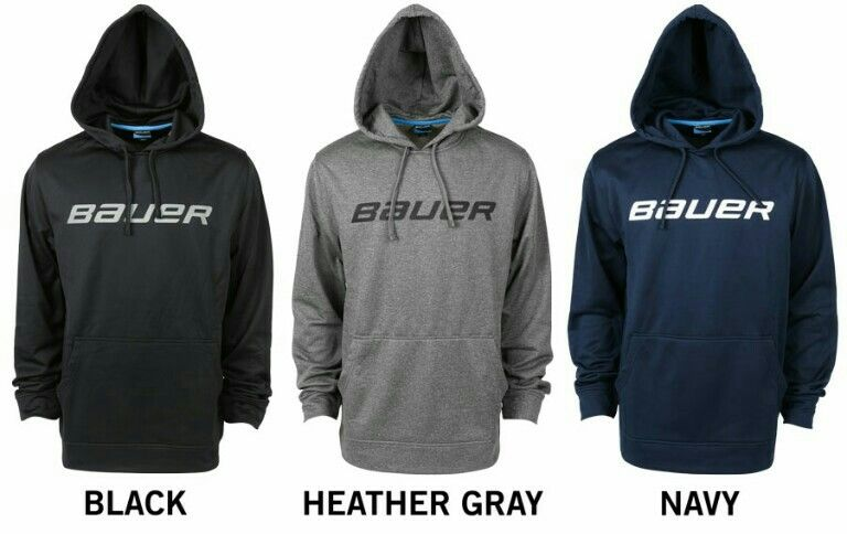 Bauer Hockey Sweatshirts Hockey Clothes Hoodies Hockey Sweatshirts