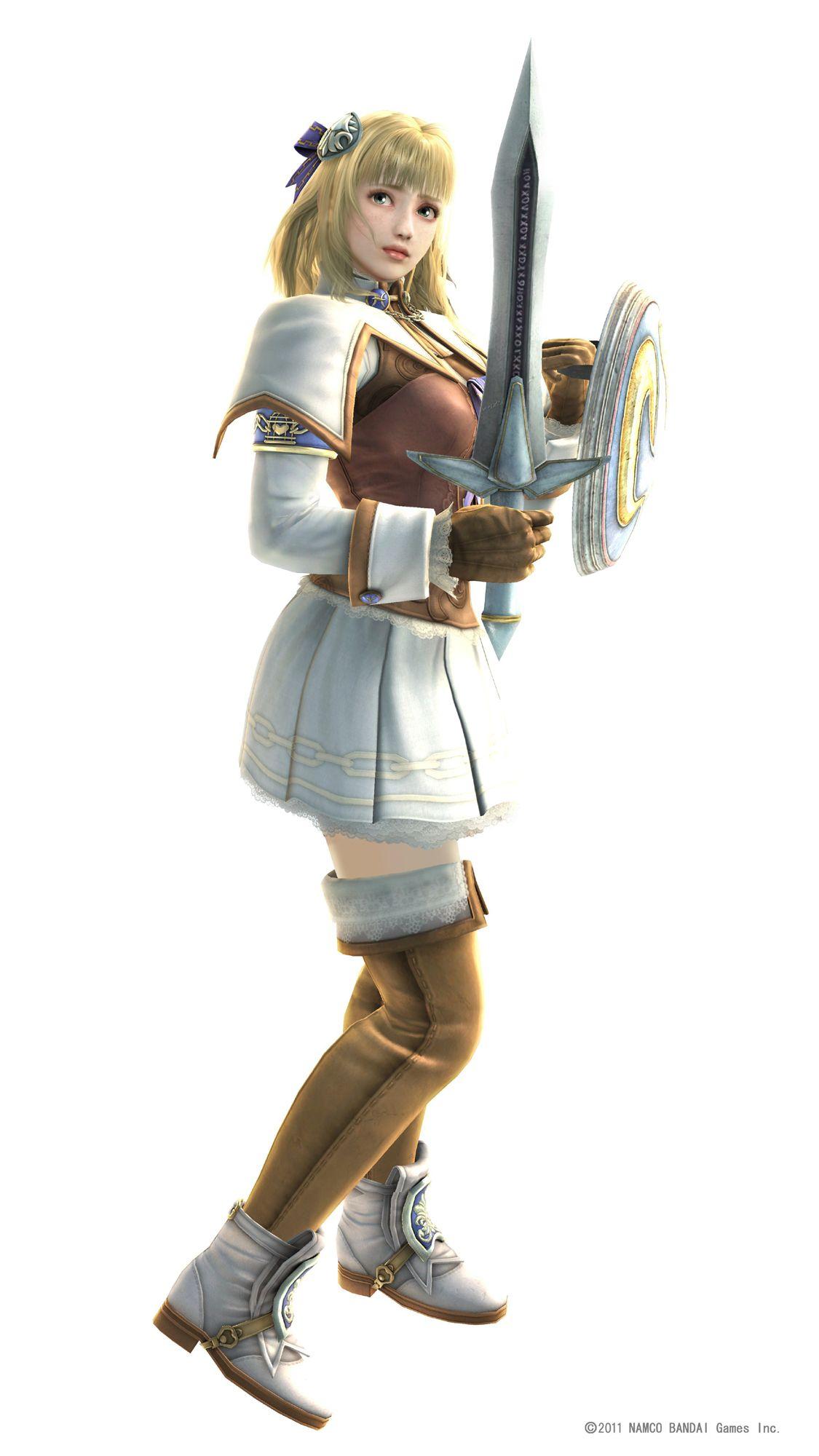 Pyrrha Alexandra 3 Origin Soul Calibur 5 Soul Calibur