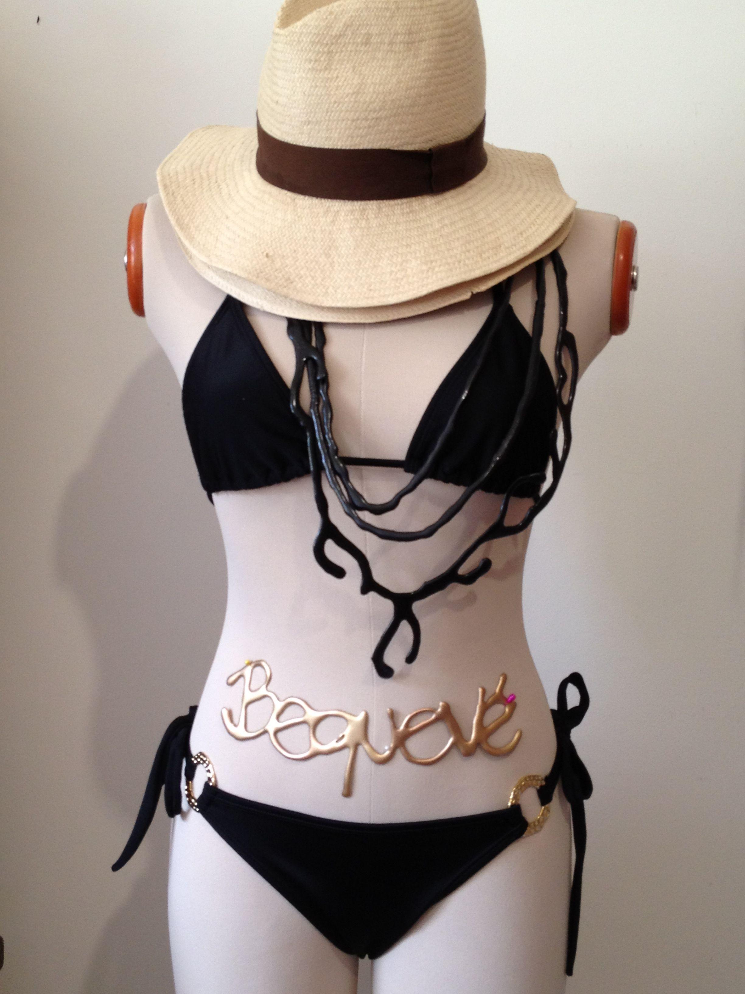 Bequeve Black By Swimwear Little Bikini hrsdCxQtBo