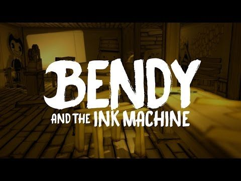 Bendy And The Ink Machine Free Download Setup In Simple Direct