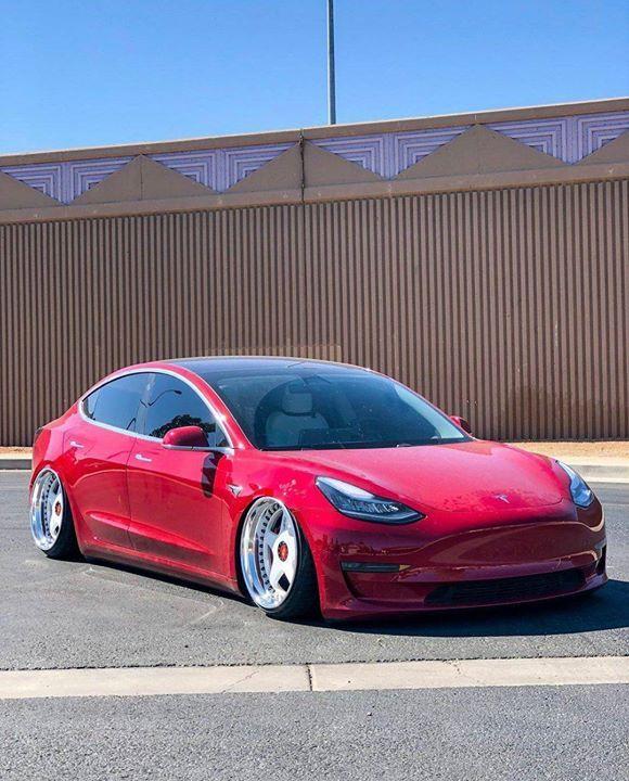 Tesla Car Dream Cars New: Slammed #Tesla #aventador #lamborghini #luxurylife