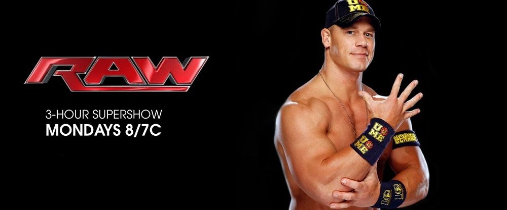 wwe raw 1000 full show dailymotion