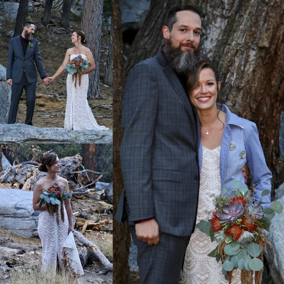 Reddit We Had A Small Wedding In The Mountains Only Eight Guests We Would Like To Share A Few Photos With Everyone Because We Small Wedding Wedding Photo