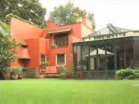 Fachadas de estilo contempor neo fachadas contemporaneas for Recamaras estilo contemporaneo