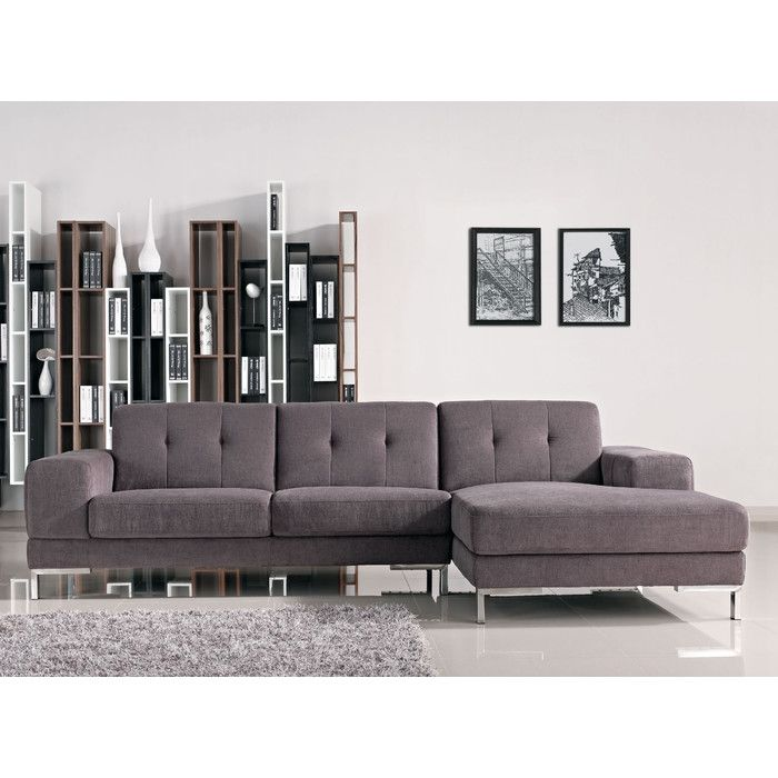 Strange Creative Furniture Adele Sectional Reviews Wayfair Ncnpc Chair Design For Home Ncnpcorg
